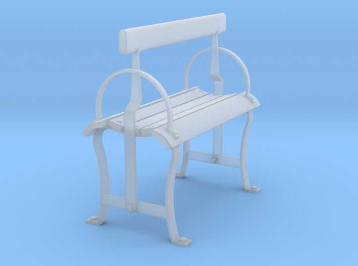 Reversible Bench Seat 3d printed