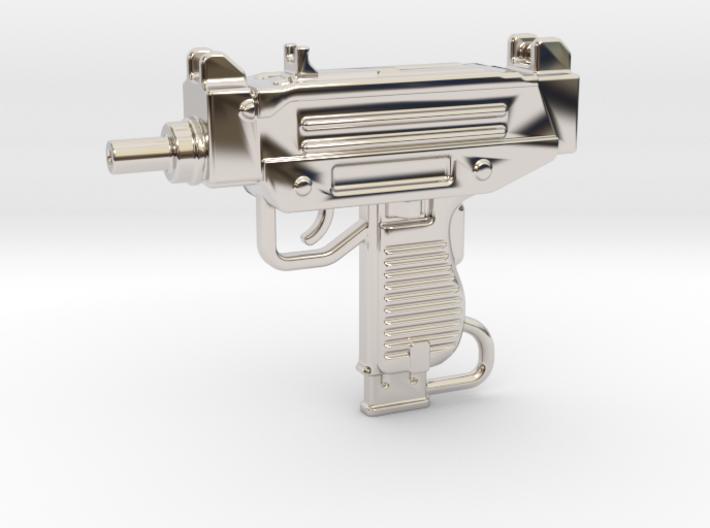 Mini Uzi 3d printed
