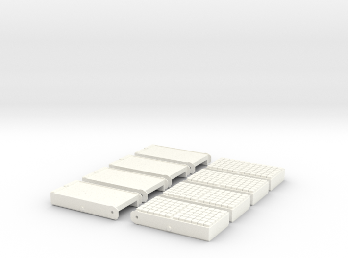 1.8 FLARES SUPER PUMA (C/C) 3d printed