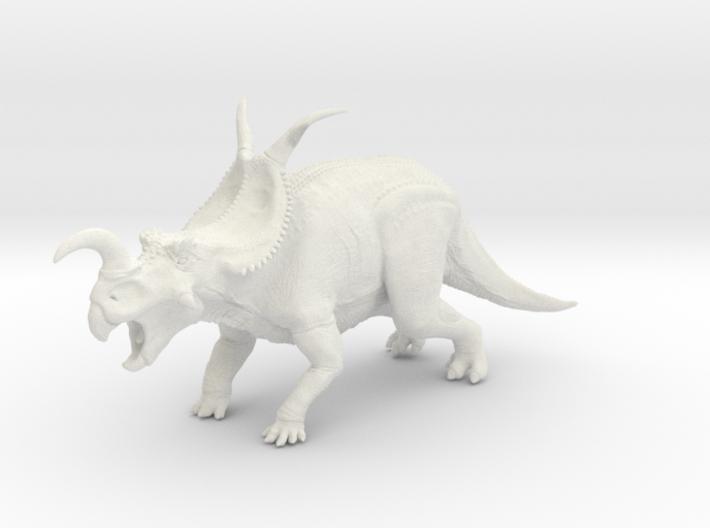 Einiosaurus(Small/Medium/Large size) 3d printed