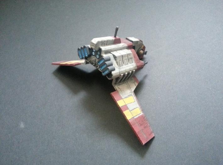 Nu Shuttle 1/270  3d printed