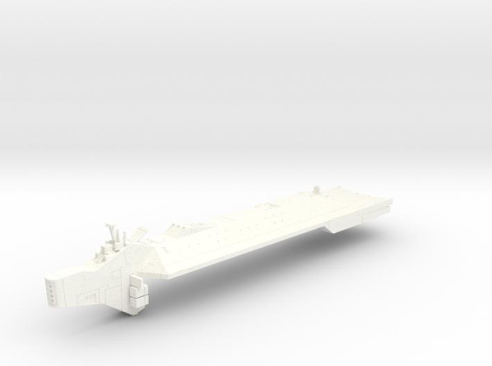 LoGH Alliance Carrier 1:8000 3d printed