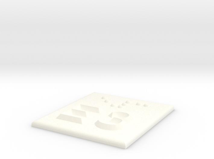 E3 3d printed