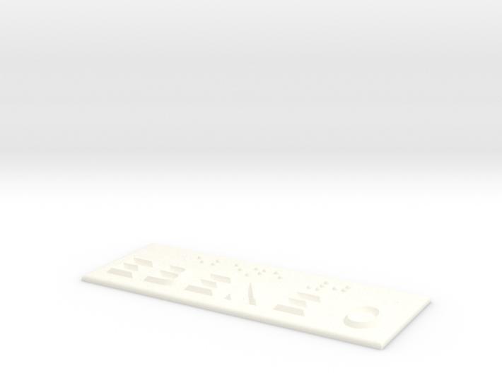 EBENE 0 3d printed