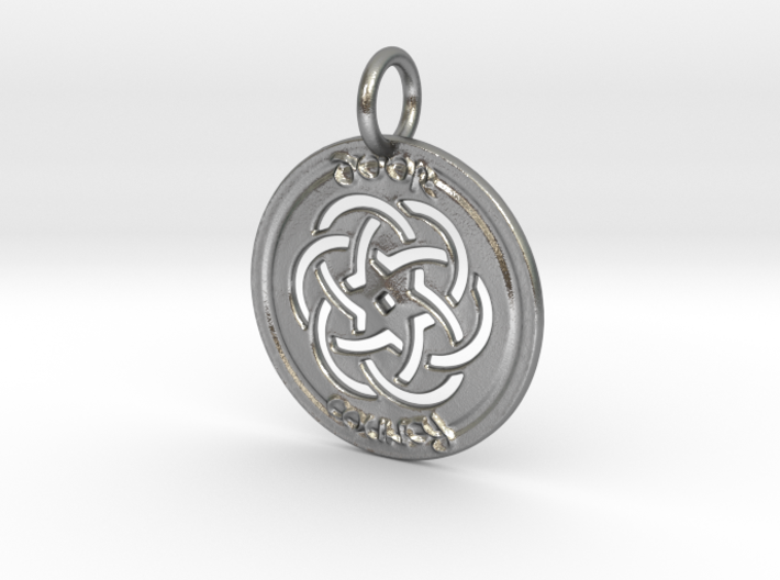 Door County pendant #2 3d printed