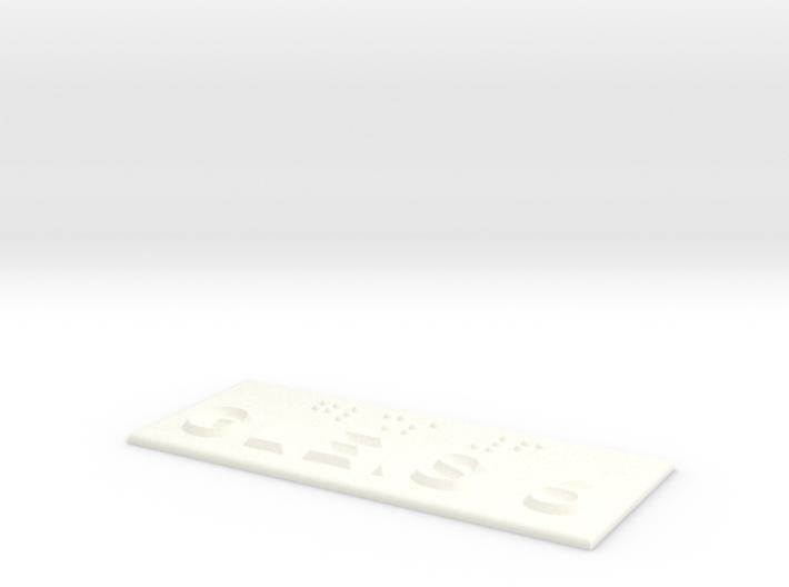 GLEIS 6 3d printed