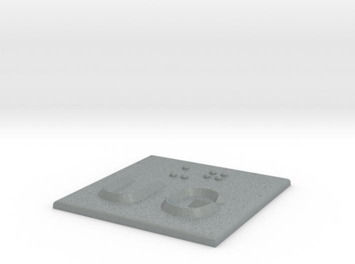 UG 3d printed