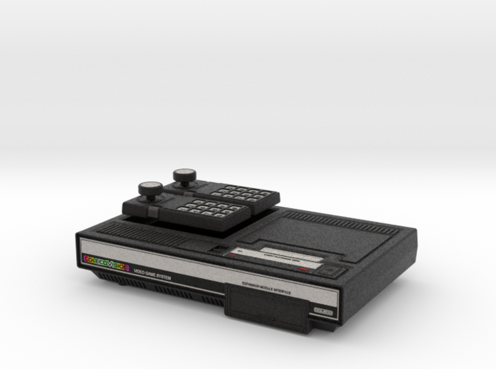 1:6 Coleco Vision 3d printed