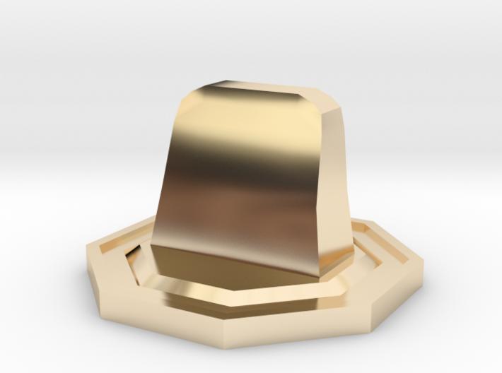 Tombstone Token 3d printed