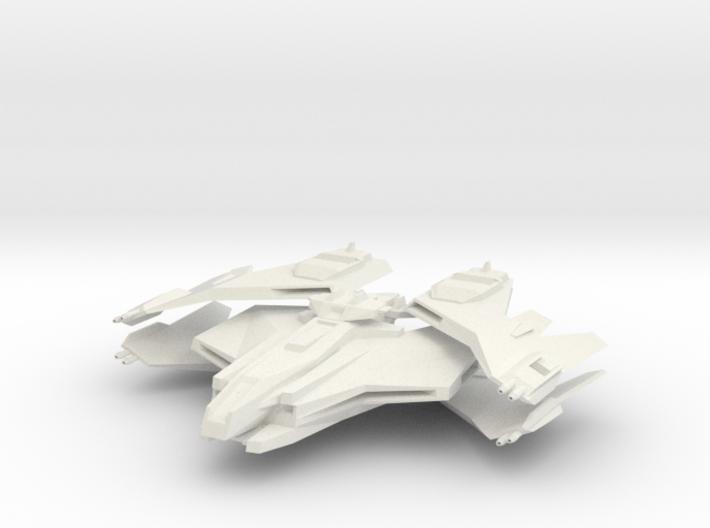 Imperial Class Refit HvyDestroyer 3d printed