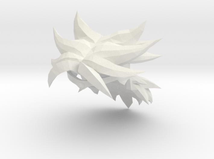 Custom Broly Inspired MINIMATE 3d printed
