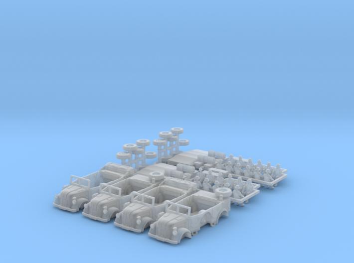 STEYR 1500A 01 - (4 pack) 3d printed
