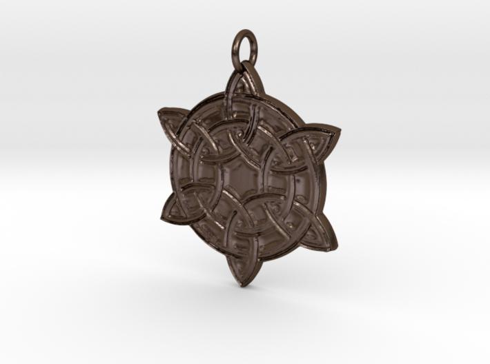 Celtic Mandala #2 3d printed