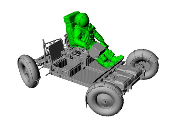 A15 To 17-FUD-Operational LRV-Right 3d printed