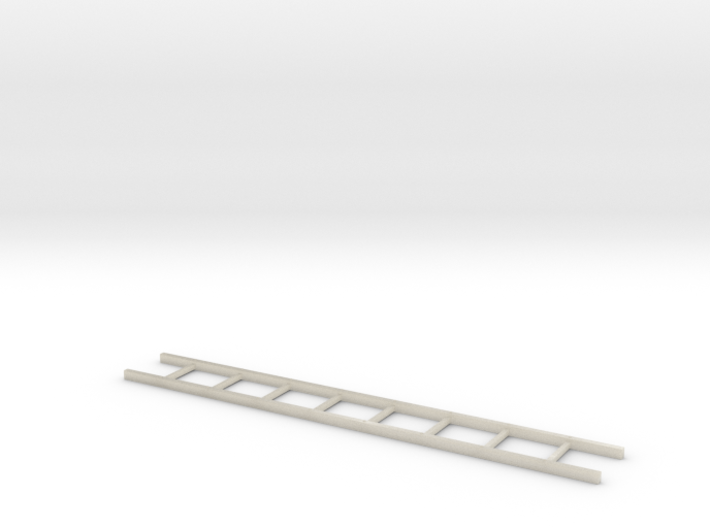 18th Century Wooden Ladder 35-01 3d printed