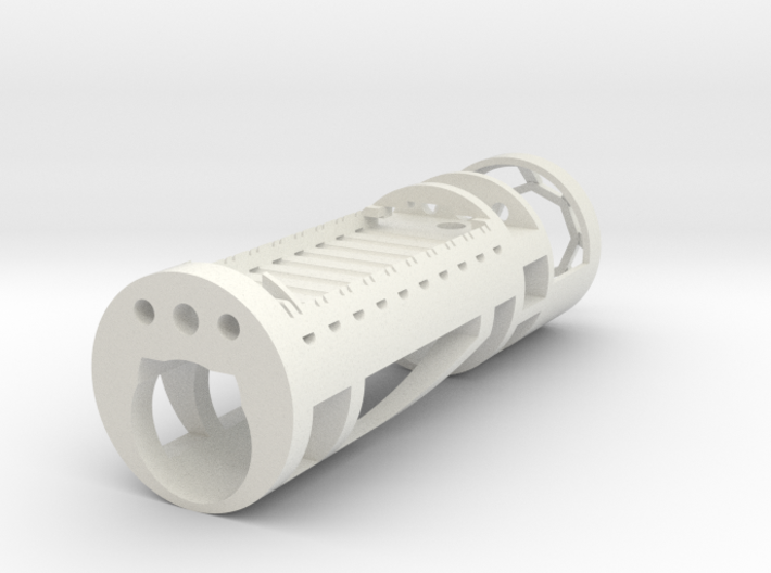 Tie I Chassis Spark 3d printed