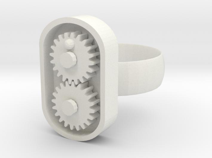 Gear/ring 3d printed