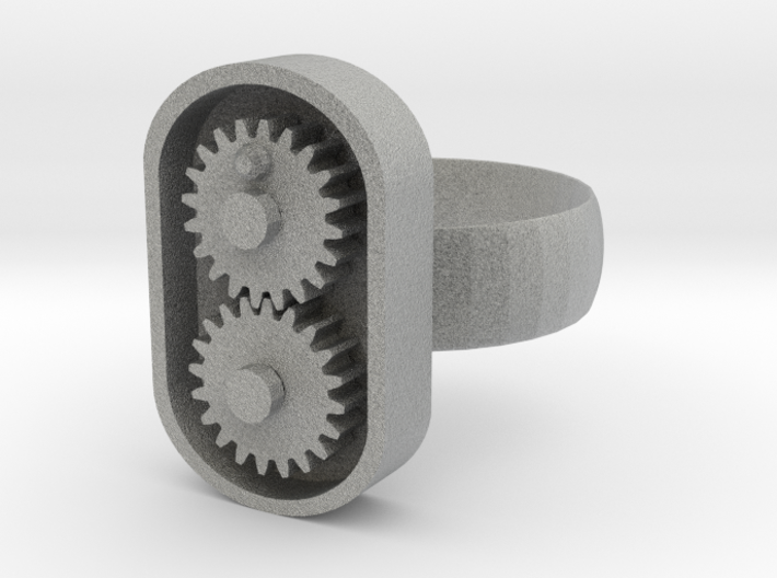 Gear/ring 3d printed