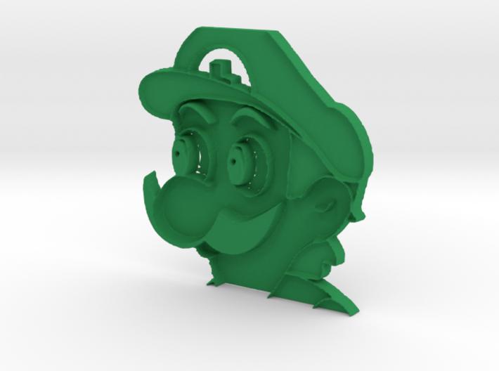 profile picture 3d printed