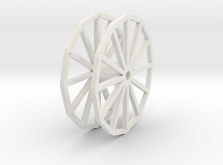 Little Eli Wheel Wheel 2 3d printed