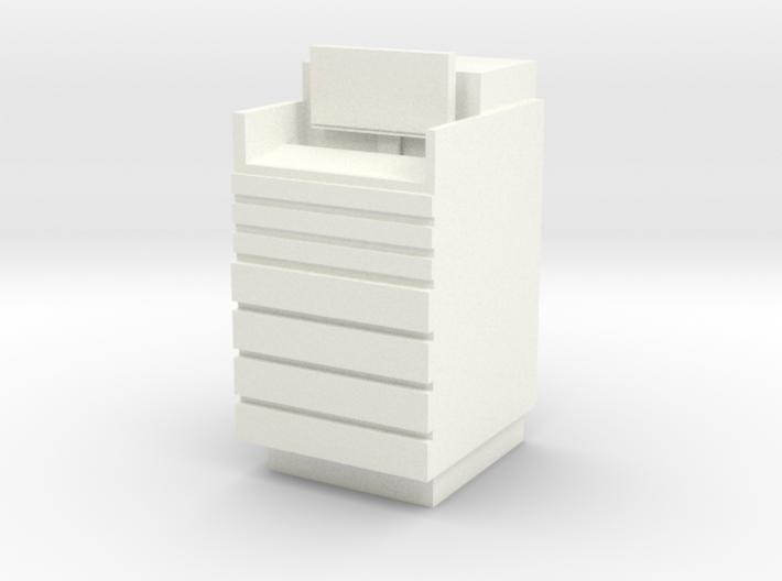 Medical Workstation 3d printed