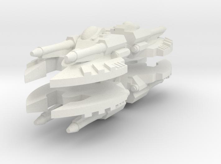 6mm Elvar Stinger Tanks (4pcs) 3d printed