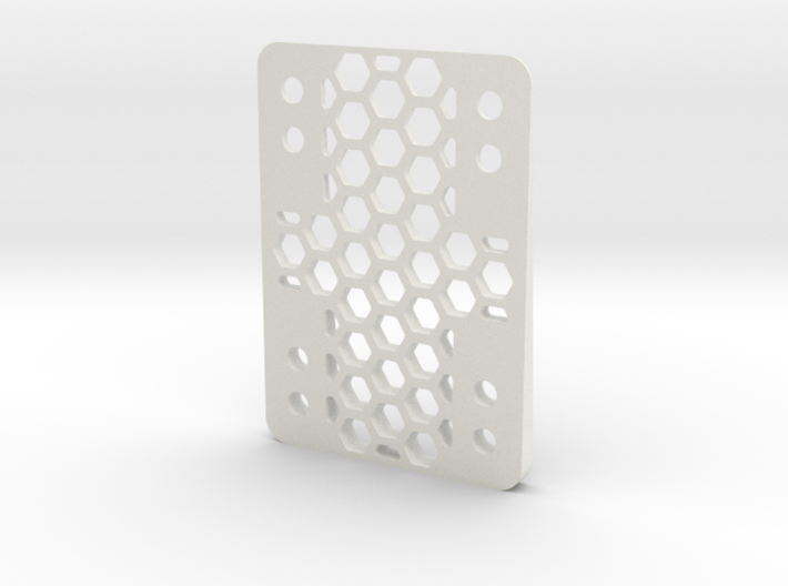 RazorWedge8Hole.3.5 3d printed
