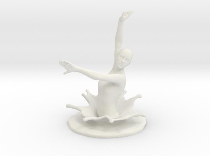 Splashing Boost 3d printed