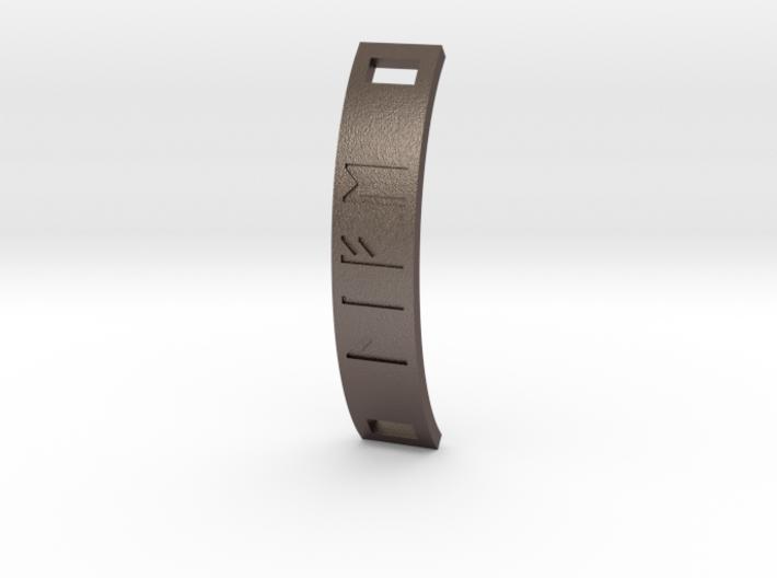 Rune Life Name Bracelet 3d printed