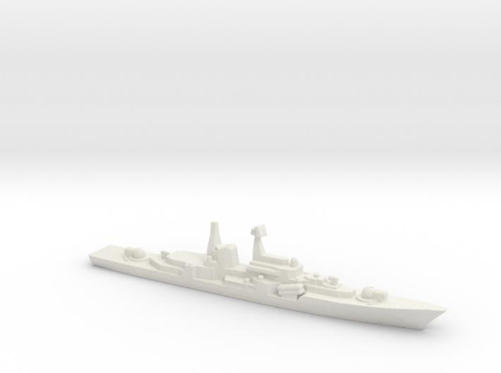 Sovremenny-Class destroyer ,1/3000 3d printed