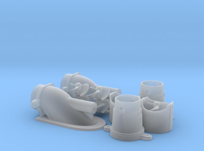 MJD3 Twin Pack 3d printed