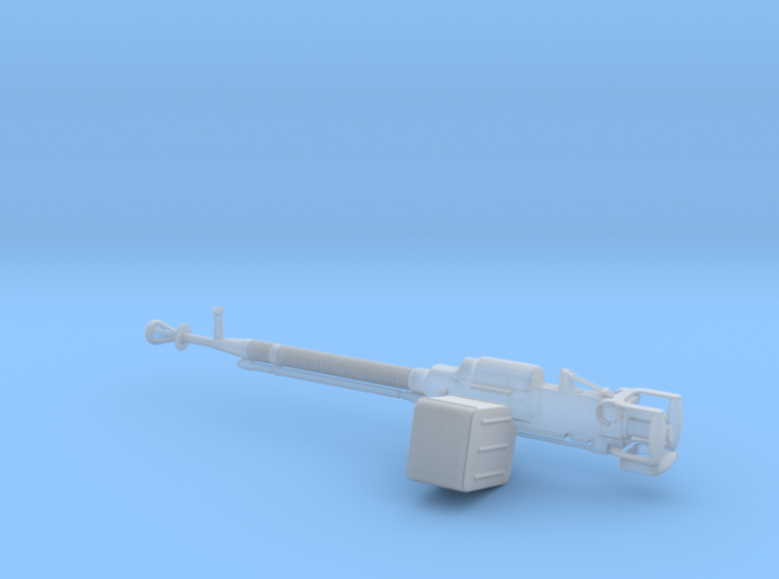 Russian DShK Machine gun 1:10 scale 3d printed