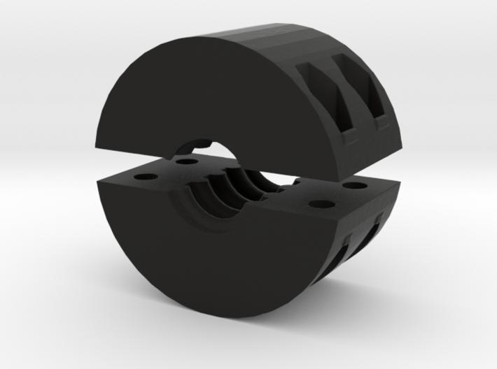 Retainer Nut 1204 3d printed