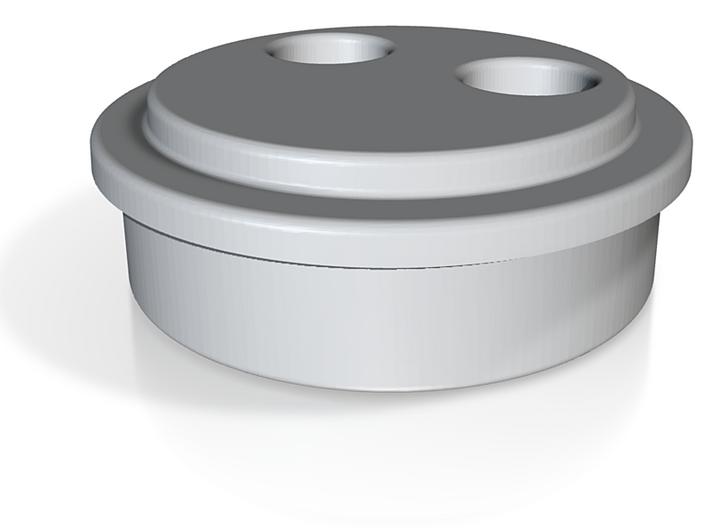 Power Core LED Cap 3d printed