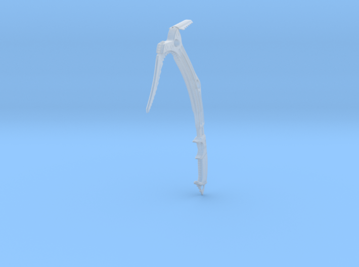 DMM Rebel Ice Axe (1:6) 3d printed