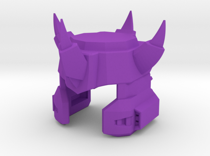 Titans Return Voyager Galvatron Helm 3d printed