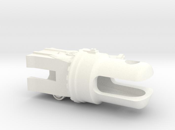Scale Blade Holder Rh 3d printed