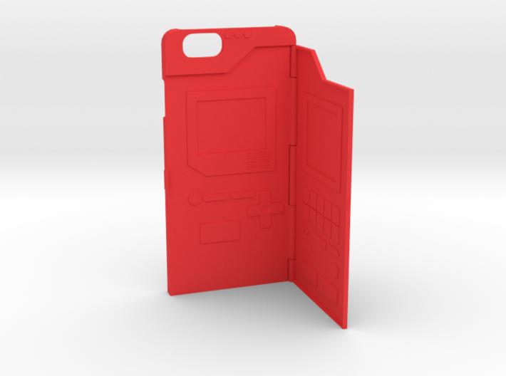 iphone 6 Pokedex case aka iphonedex 3d printed