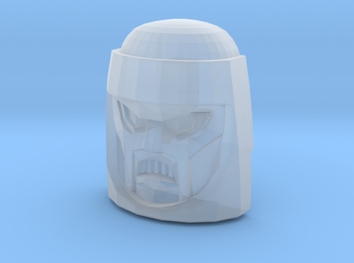 Gobots Cy-Kill Face (Titans Return) 3d printed