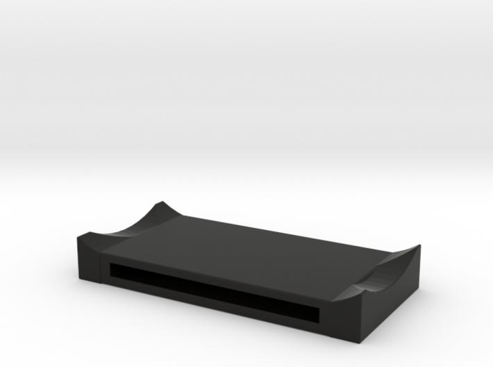 SmartPhoneCaseForBicycleHelmet01 3d printed