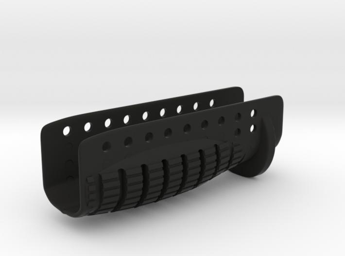 Airsoft Shotgun Forward Grip 3d printed