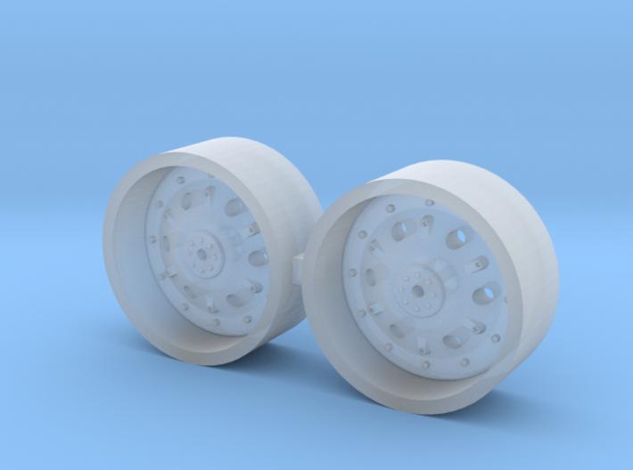 1/64 42 inch John Deere  Rear Wheels 3d printed
