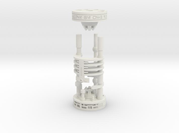Skywalker Ultimate Master Chamber 3d printed