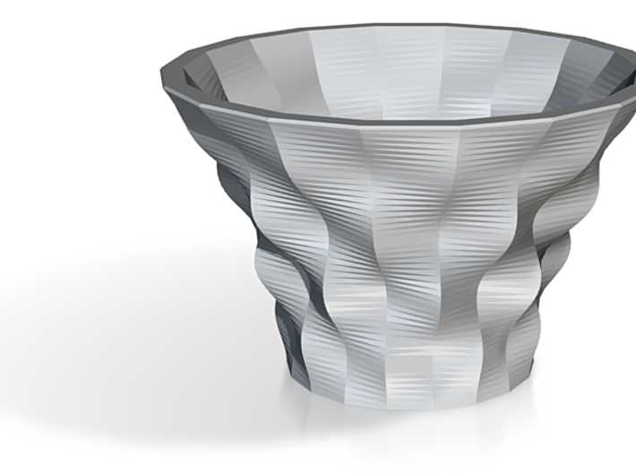Chiney bowl in porcelain 3d printed