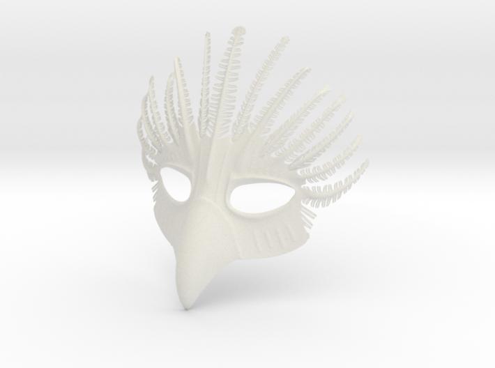 Splicer Mask Bird 3d printed
