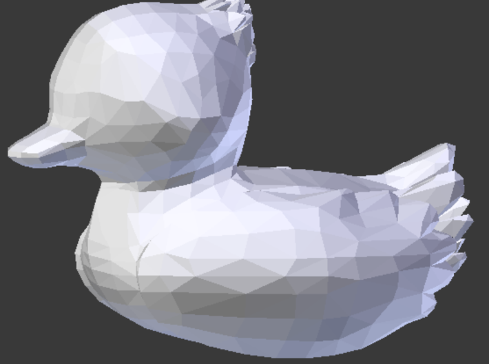 Quackling 3d printed Float-able Quackling!