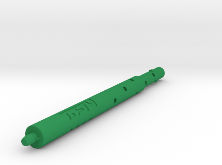 Adapter: Lamy M16 to D1 Mini 3d printed