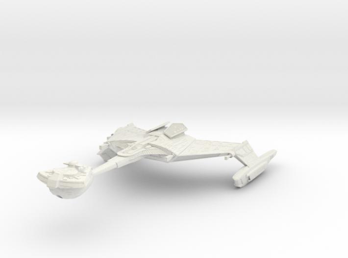 """Romulan D4 Class Battlecruiser 5.4"""" 3d printed"""