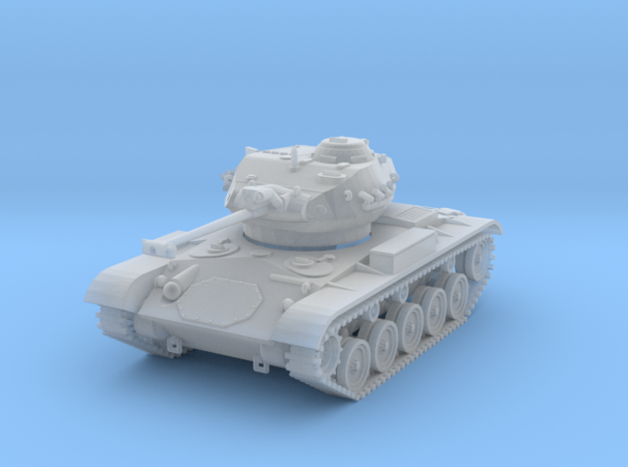 MV11C NM-116 Recon Vehicle (1/72) 3d printed