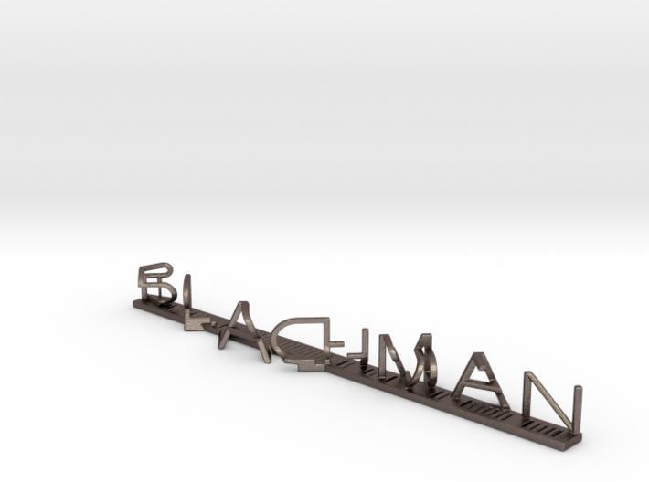 MR Dr Ruben Blachman 3d printed